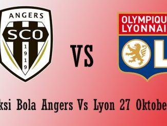 Prediksi Bola Angers Vs Lyon 27 Oktober 2018