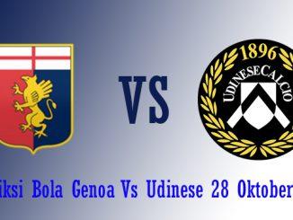Prediksi Bola Genoa Vs Udinese 28 Oktober 2018