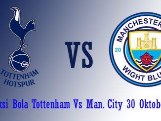 Prediksi Bola Tottenham Vs Man