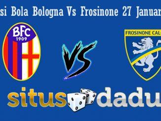 Prediksi Bola Bologna Vs Frosinone 27 Januari 2019