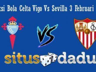 Prediksi Bola Celta Vigo Vs Sevilla 3 Februari 2019Prediksi Bola Celta Vigo Vs Sevilla 3 Februari 2019