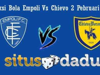 Prediksi Bola Empoli Vs Chievo 2 Pebruari 2019