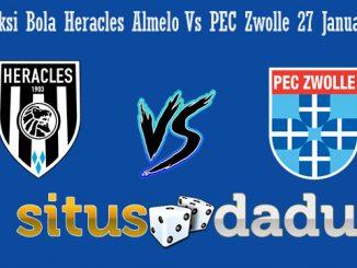 Prediksi Bola Heracles Almelo Vs PEC Zwolle 27 Januari 2019