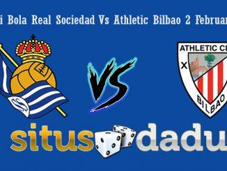 Prediksi Bola Real Sociedad Vs Athletic Bilbao 2 Februari 2019