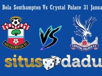 Prediksi Bola Southampton Vs Crystal Palace 31 Januari 2019