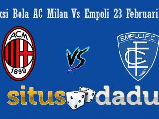 Prediksi Bola AC Milan Vs Empoli 23 Februari 2019