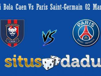 Prediksi Bola Caen Vs Paris Saint-Germain 02 Maret 2019