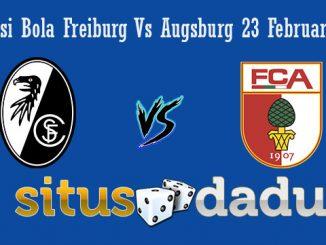 Prediksi Bola Freiburg Vs Augsburg 23 Februari 2019