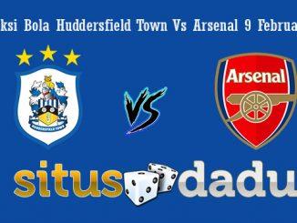 Prediksi Bola Huddersfield Town Vs Arsenal 9 Februari 2019