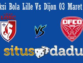 Prediksi Bola Lille Vs Dijon 03 Maret 2019