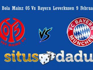 Prediksi Bola Mainz 05 Vs Bayern Leverkusen 9 Februari 2019