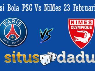 Prediksi Bola PSG Vs NiMes 23 Februari 2019