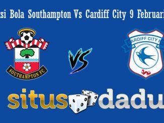 Prediksi Bola Southampton Vs Cardiff City 9 Februari 2019