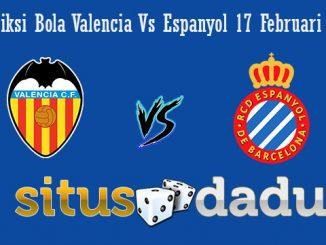 Prediksi Bola Valencia Vs Espanyol 17 Februari 2019