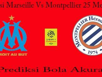 Prediksi Marseille Vs Montpellier 25 Mei 2019