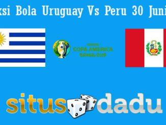 Pprediksi Bola Uruguay Vs Peru 30 Juni 2019