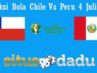 Prediksi Bola Chile Vs Peru 4 Juli 2019Prediksi Bola Chile Vs Peru 4 Juli 2019