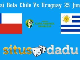 Prediksi Bola Chile Vs Uruguay 25 Juni 2019