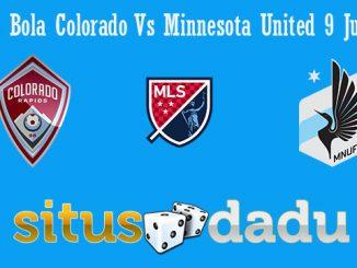 Prediksi Bola Colorado Vs Minnesota United 9 Juni 2019