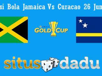 Prediksi Bola Jamaica Vs Curacao 26 Juni 2019