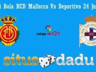 Prediksi Bola RCD Mallorca Vs Deportivo 24 Juni 2019