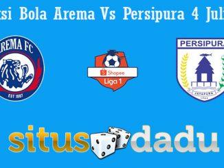 Prediksi Bola Arema Vs Persipura 4 Juli 2019