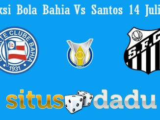 Prediksi Bola Bahia Vs Santos 14 Juli 2019