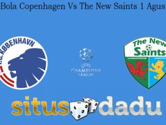 Prediksi Bola Copenhagen Vs The New Saints 1 Agustus 2019