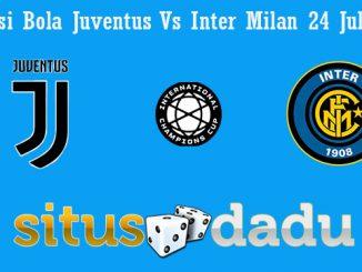 Prediksi Bola Juventus Vs Inter Milan 24 Juli 2019