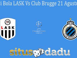 Prediksi Bola LASK Vs Club Brugge 21 Agustus 2019