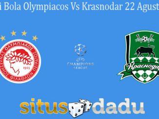 Prediksi Bola Olympiacos Vs Krasnodar 22 Agustus 2019