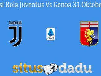 Prediksi Bola Juventus Vs Genoa 31 Oktober 2019