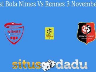 Prediksi Bola Nimes Vs Rennes 3 November 2019