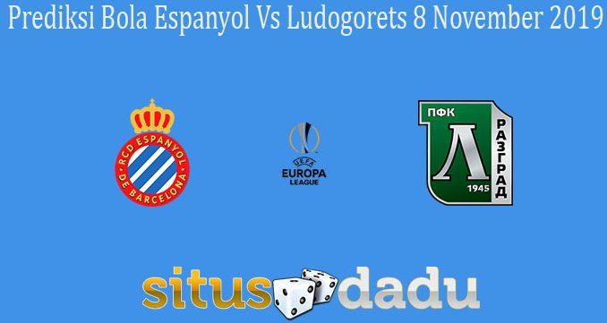 Prediksi Bola Espanyol Vs Ludogorets 8 November 2019
