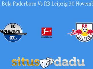 Prediksi Bola Paderborn Vs RB Leipzig 30 November 2019