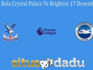 Prediksi Bola Crystal Palace Vs Brighton 17 Desember 2019