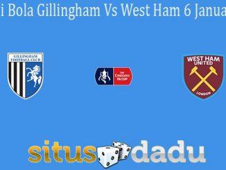 Prediksi Bola Gillingham Vs West Ham 6 Januari 2020