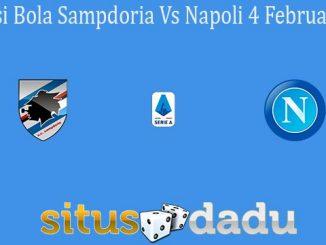 Prediksi Bola Sampdoria Vs Napoli 4 Februari 2020