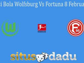 Prediksi Bola Wolfsburg Vs Fortuna 8 Februari 2020