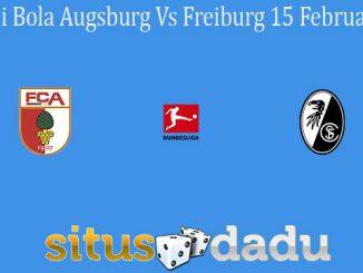 Prediksi Bola Augsburg Vs Freiburg 15 Februari 2020