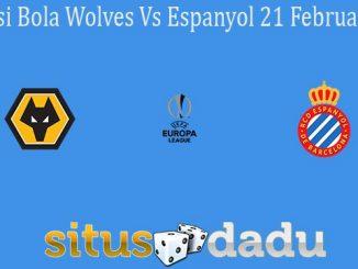 Prediksi Bola Wolves Vs Espanyol 21 Februari 2020