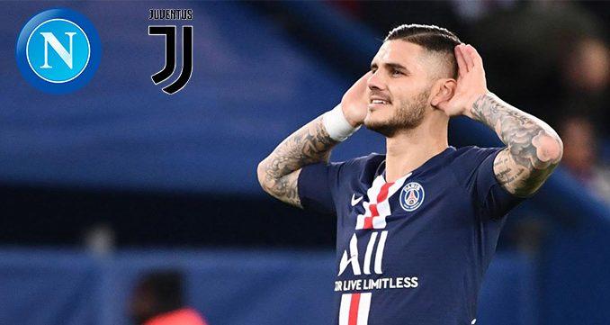 Mauro Icardi Ingin Kembali Bermain Di Serie A