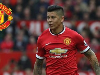 Man United Siap Lepas Marcos Rojo Musim Depan