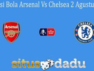 Prediksi Bola Arsenal Vs Chelsea 2 Agustus 2020