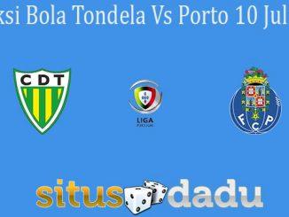 Prediksi Bola Tondela Vs Porto 10 Juli 2020
