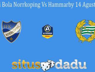 Prediksi Bola Norrkoping Vs Hammarby 14 Agustus 2020