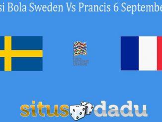 Prediksi Bola Sweden Vs Prancis 6 September 2020