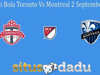 Prediksi Bola Toronto Vs Montreal 2 September 2020