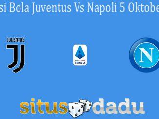 Prediksi Bola Juventus Vs Napoli 5 Oktober 2020