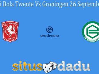 Prediksi Bola Twente Vs Groningen 26 September 2020